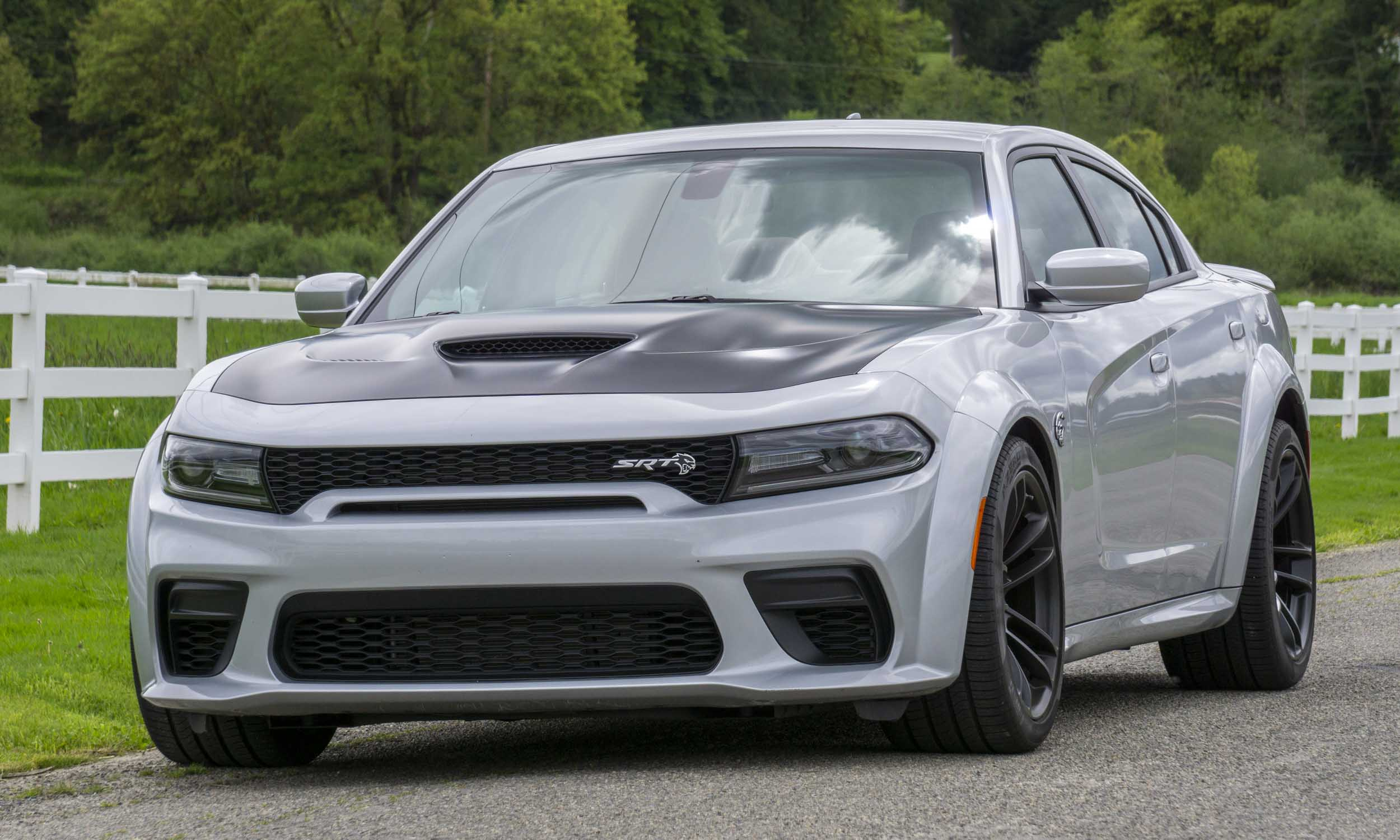 2020 Dodge Charger Srt Hellcat Widebody Review Our Auto Expert