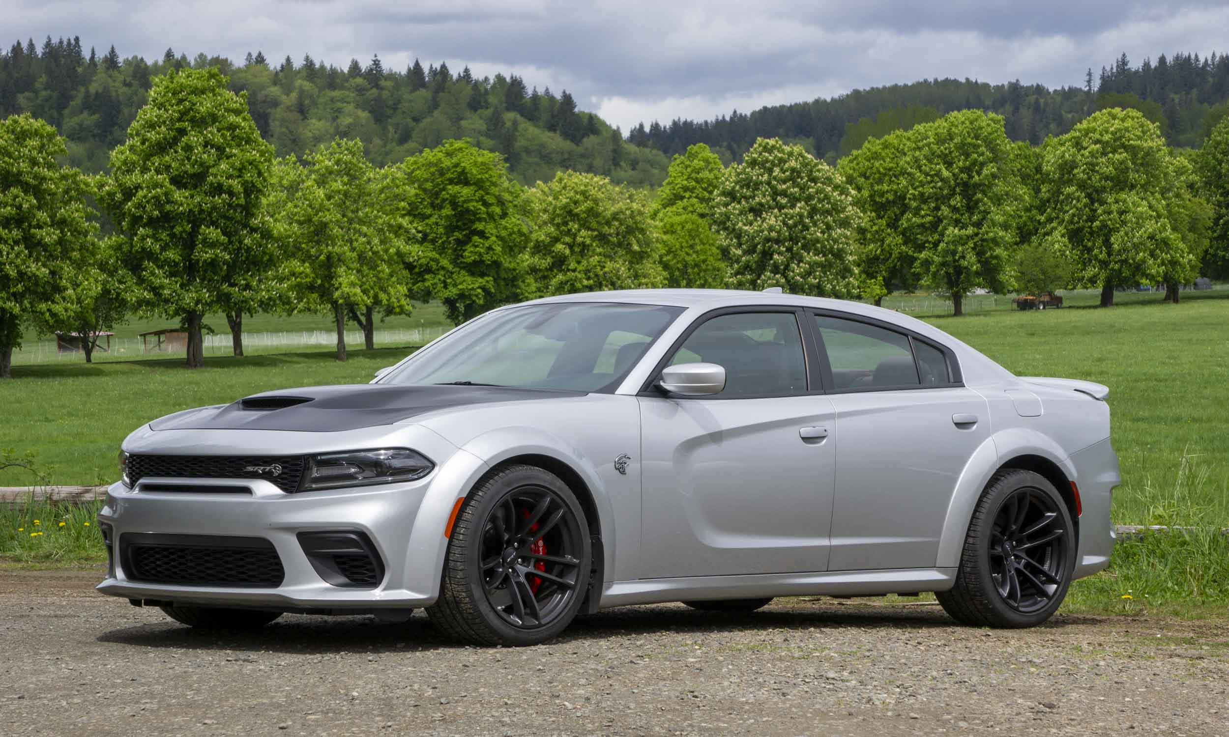 2020 Dodge Charger Srt Hellcat Widebody Review Autonxt