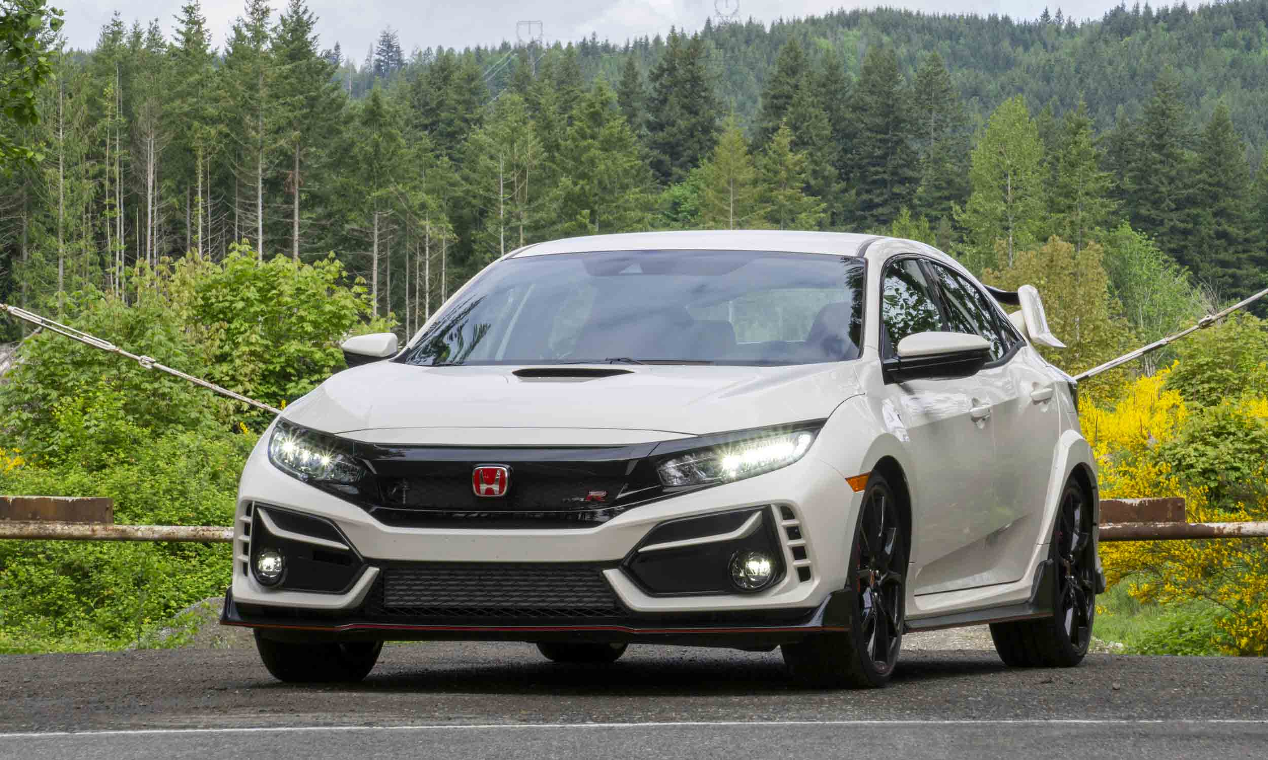 2020 Honda Civic Type R First Drive Review Autonxt