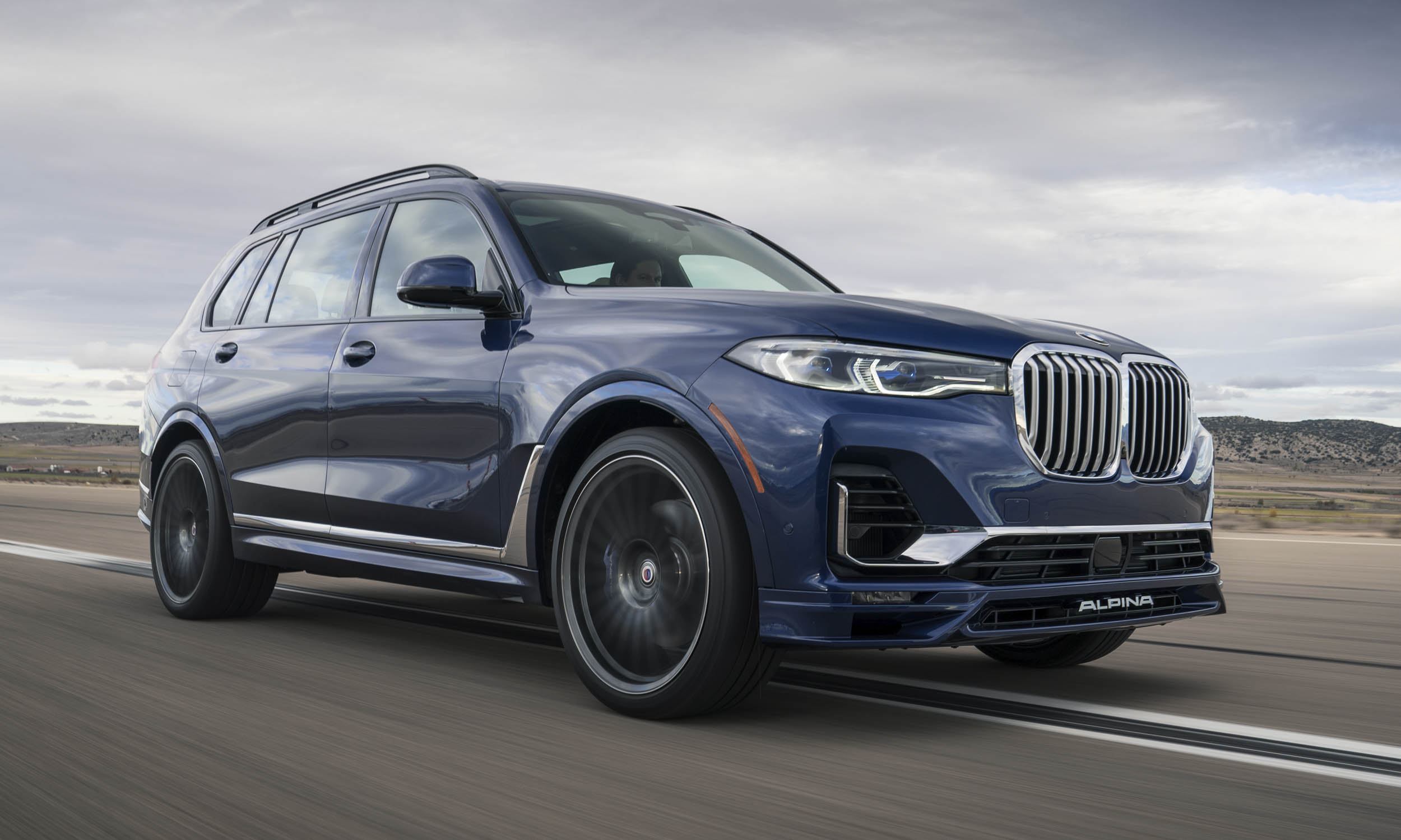 2021 Bmw Alpina Xb7 First Look Our Auto Expert