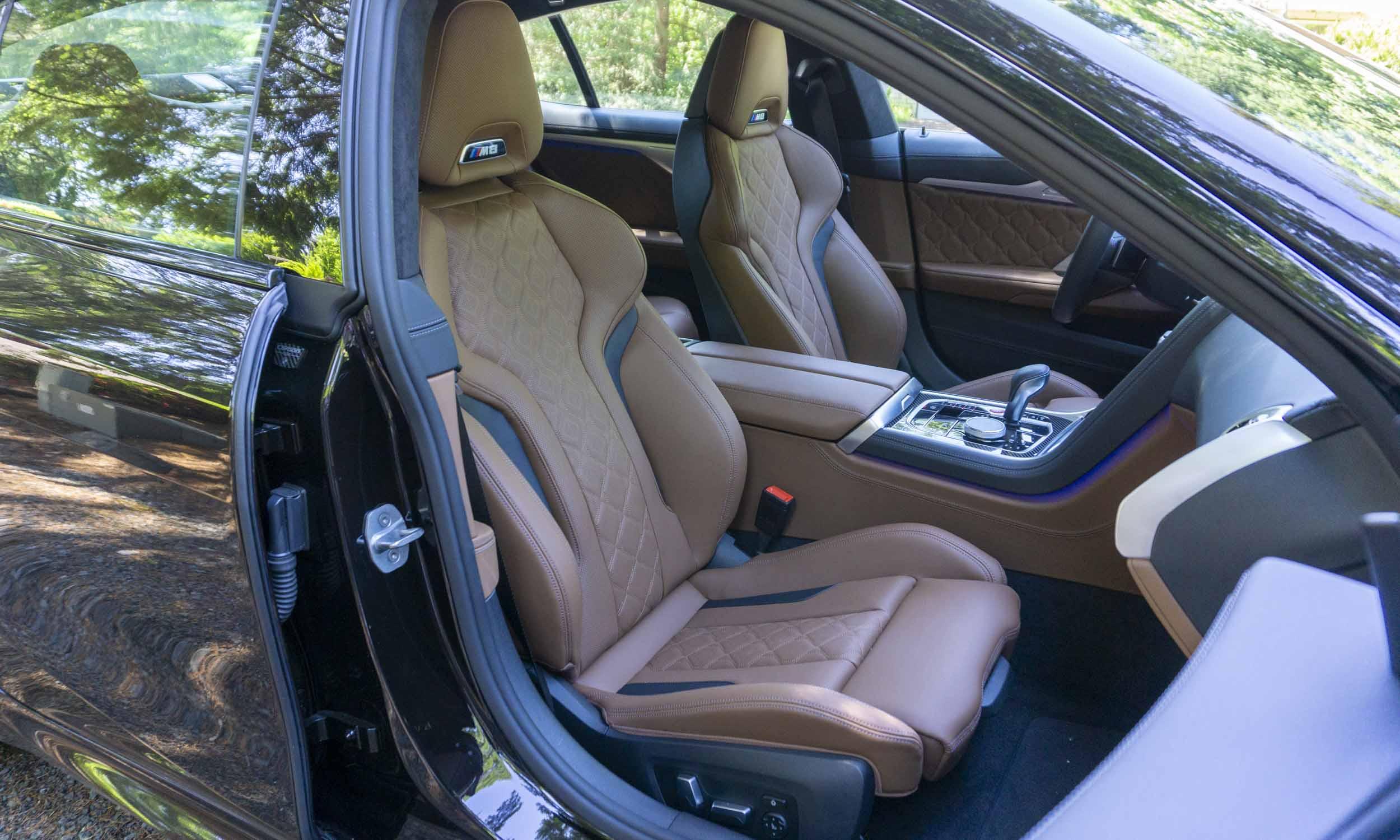 Bmw M8 Gran Coupe 2020 Interior Interior 2020 Bmw M8