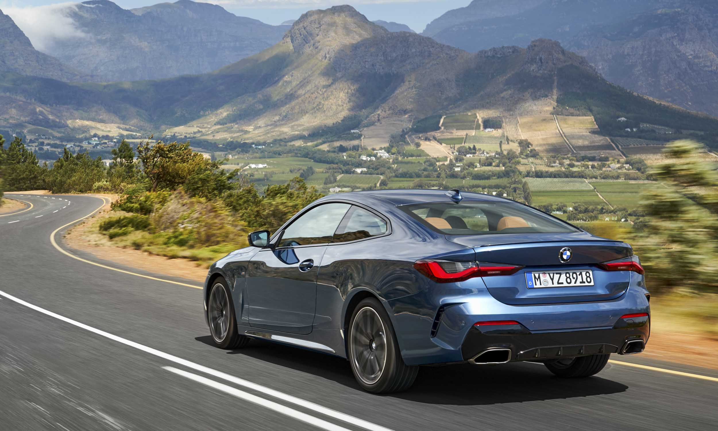 2021 BMW 4 Series Coupe: First Look - » AutoNXT