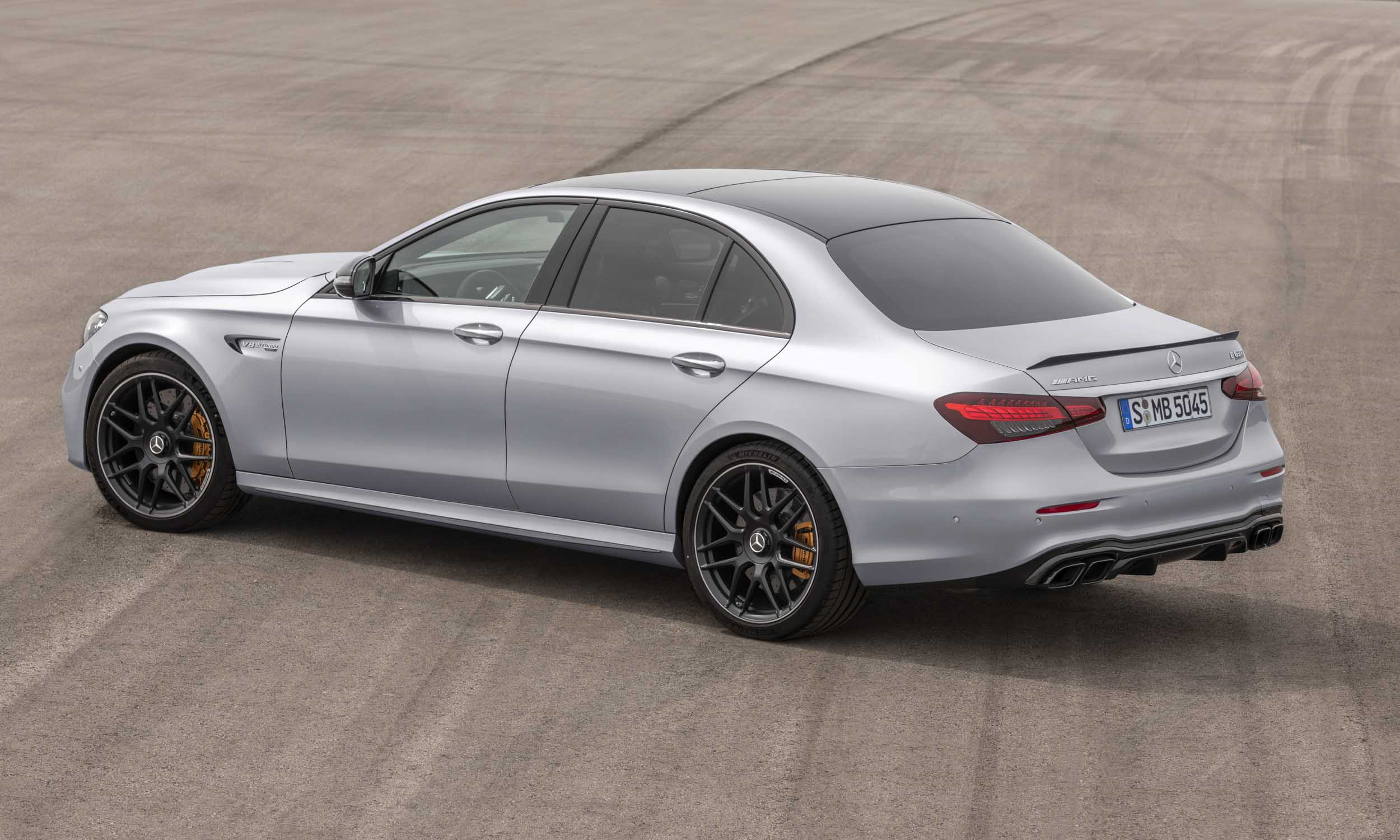 Best Mame Frontend 2021 2021 Mercedes AMG E 63 S: First Look   » AutoNXT
