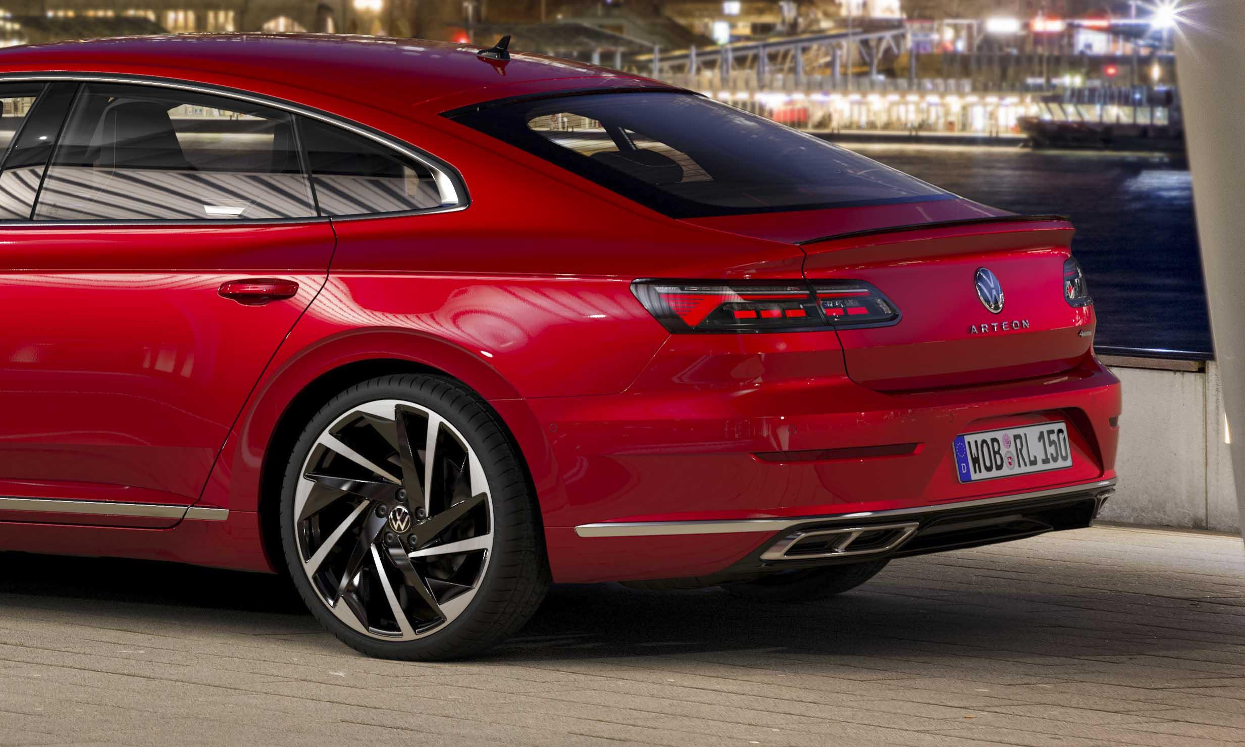 2021 Volkswagen Arteon First Look Autonxt