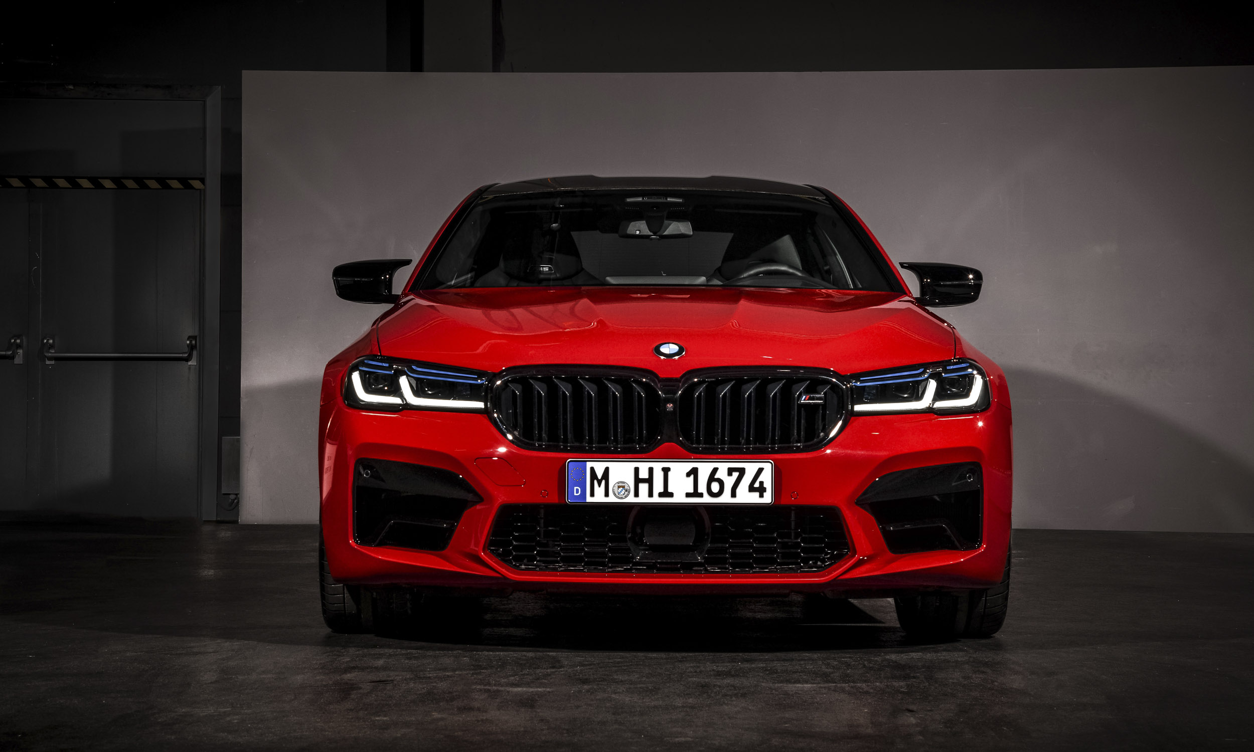 2021 Bmw M5 First Look Autonxt