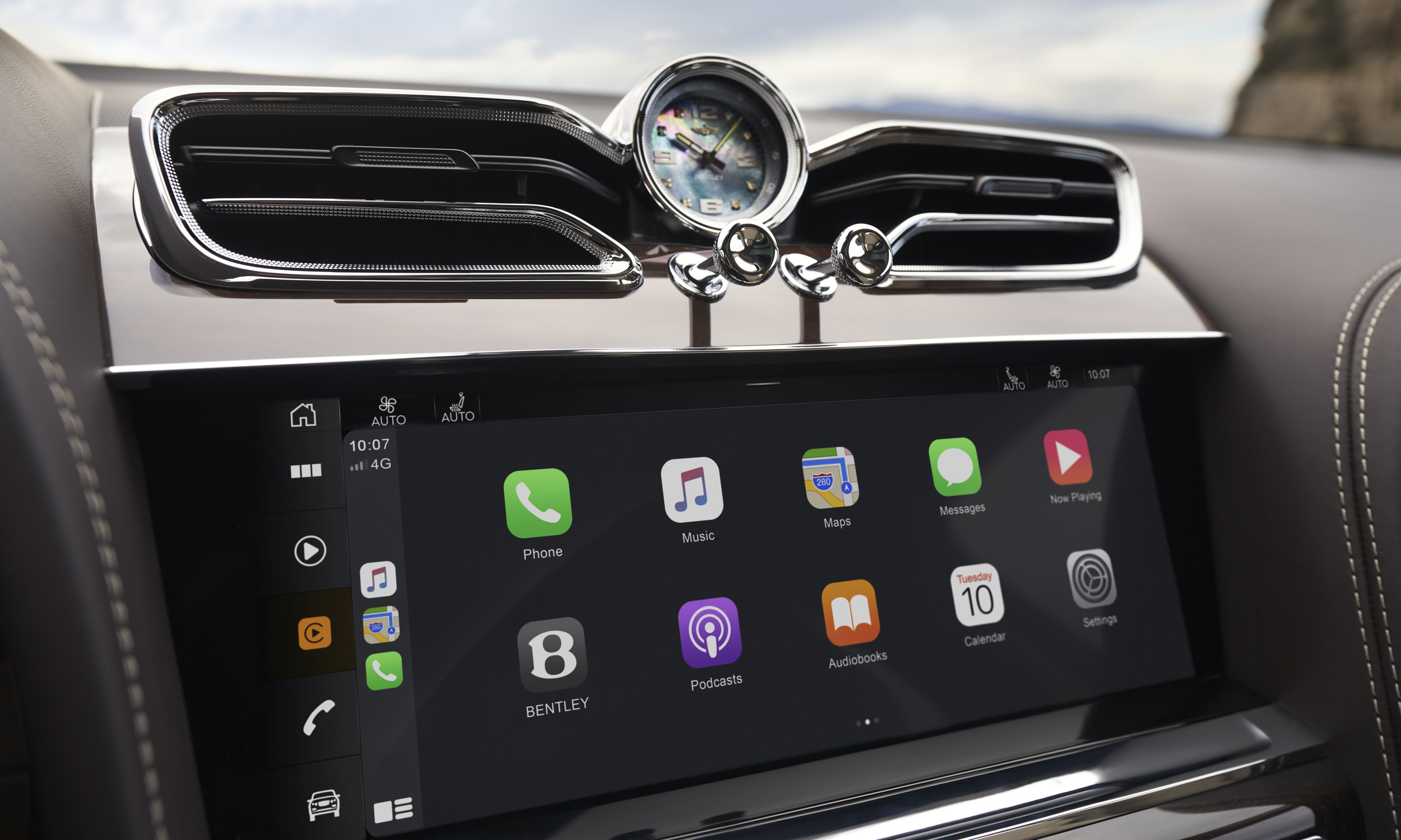 2021 Bentley Bentayga First Look Autonxt