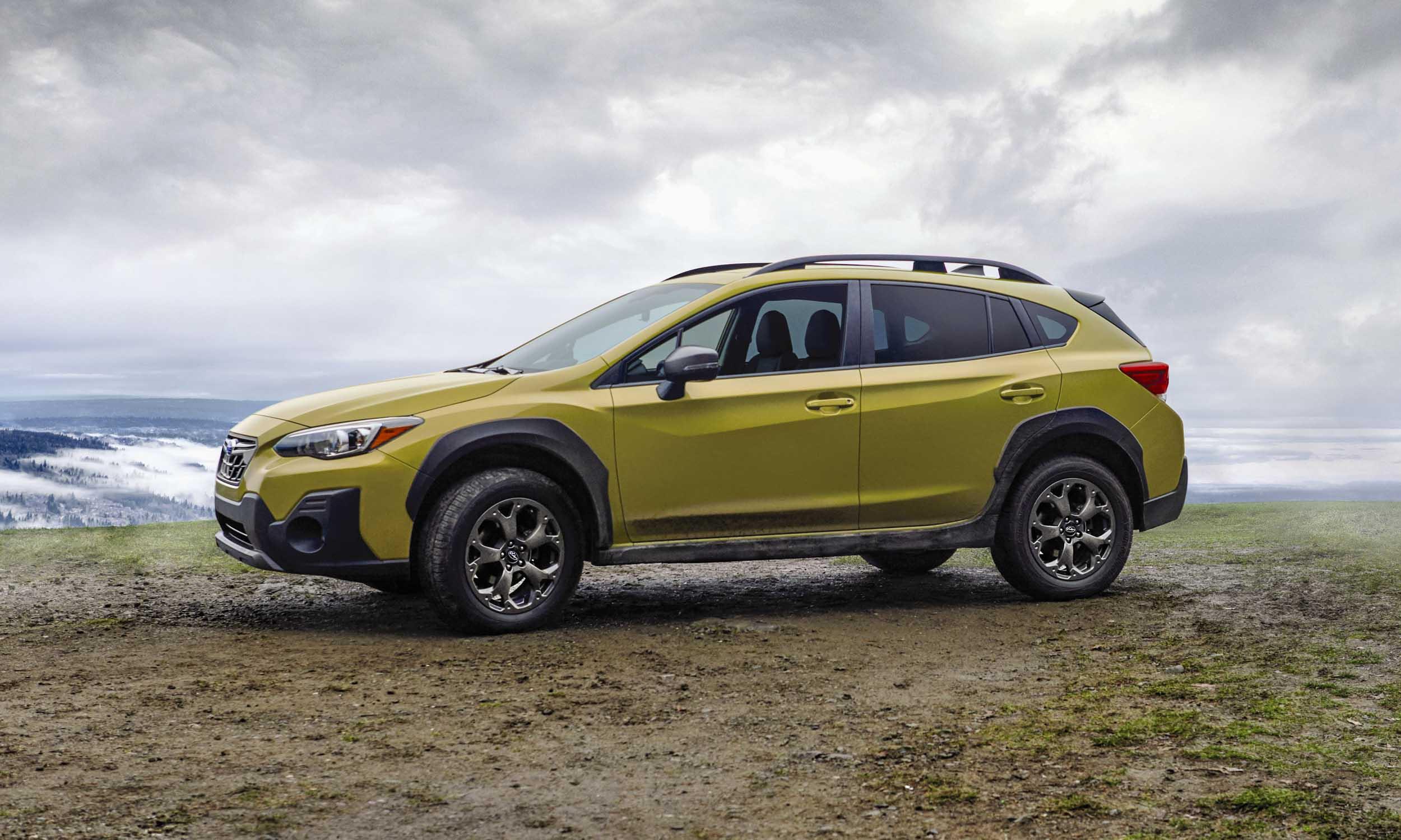 2021 Subaru Crosstrek: First Look - » AutoNXT