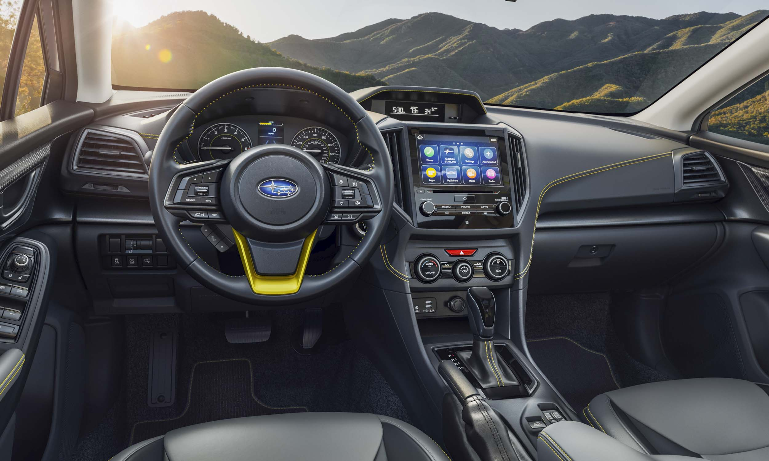 2021 subaru crosstrek first look  » autonxt
