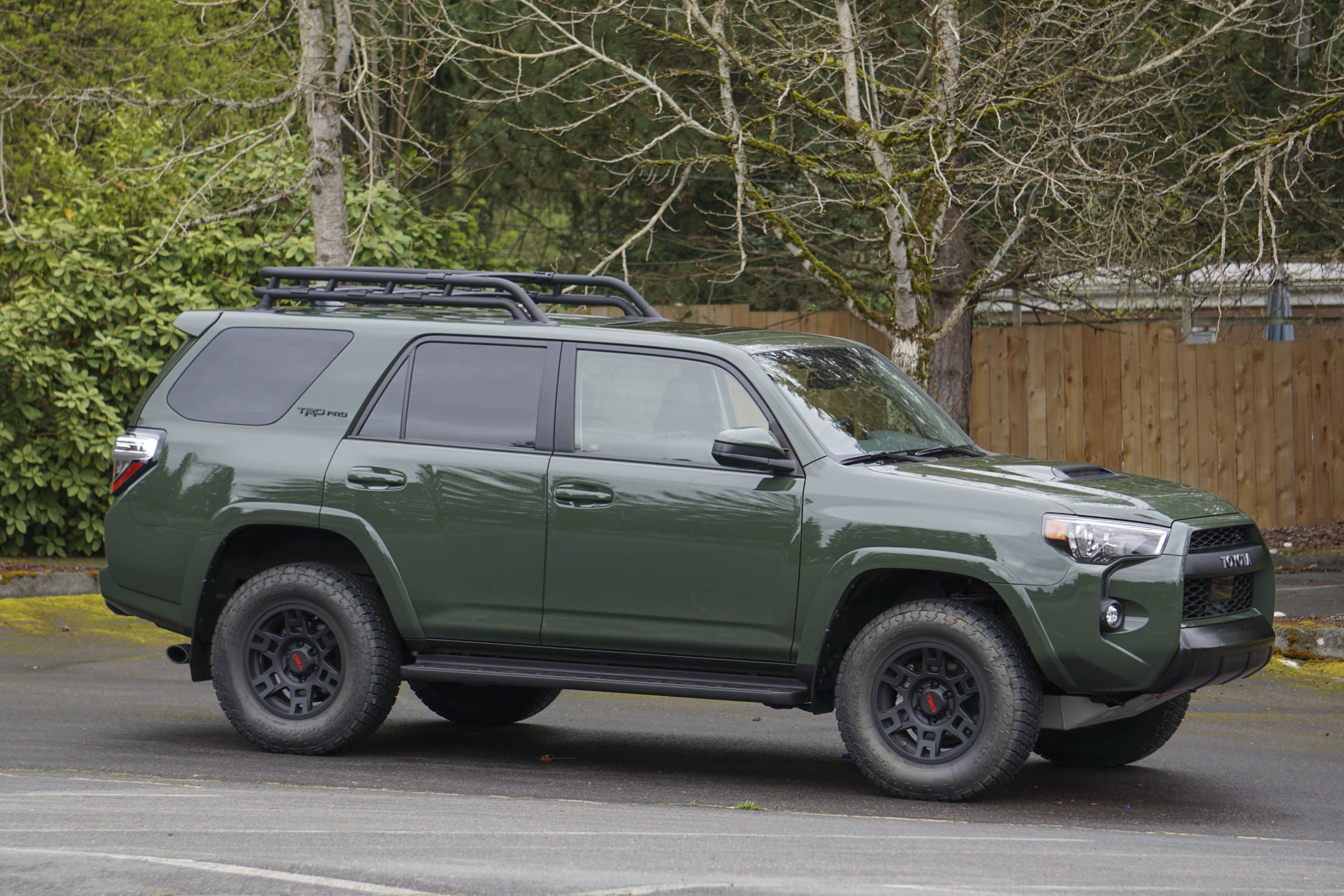 2020 Toyota 4runner Trd Pro Review Our Auto Expert