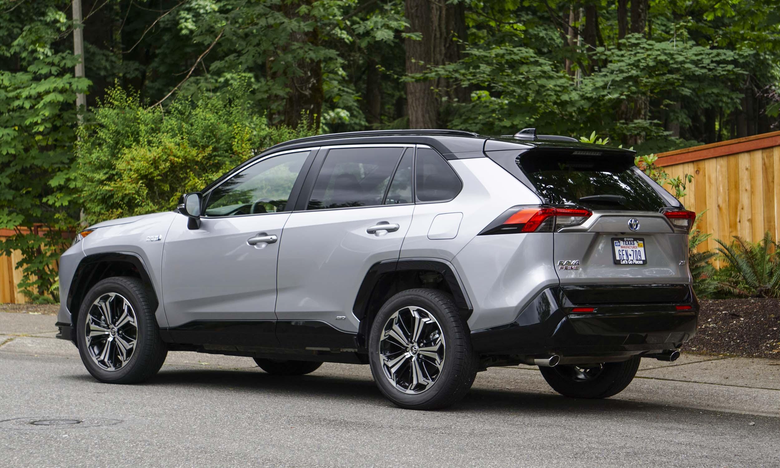 2021 toyota rav4 prime: first drive - » autonxt