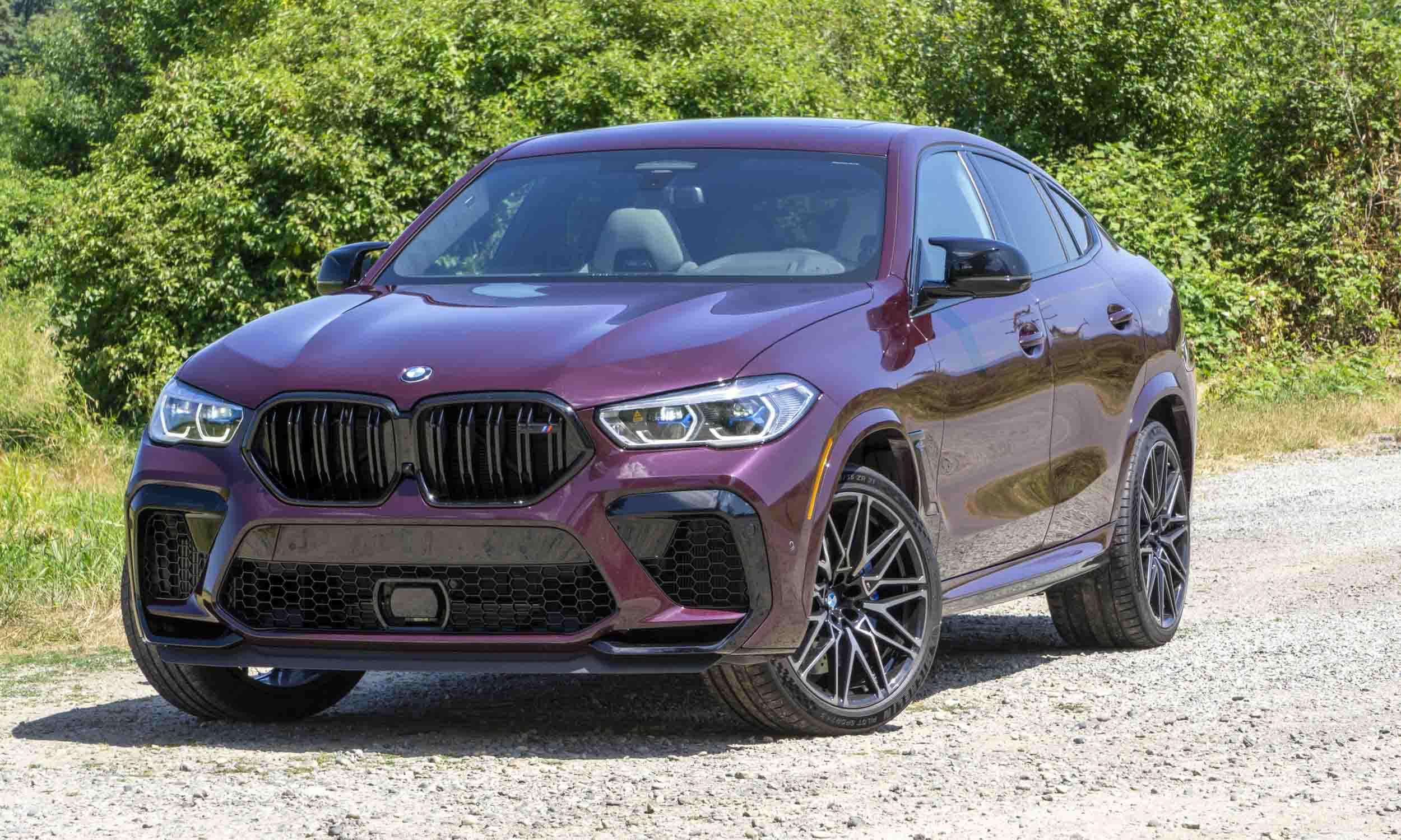 2020 Bmw X6 M Competition Review Autonxt