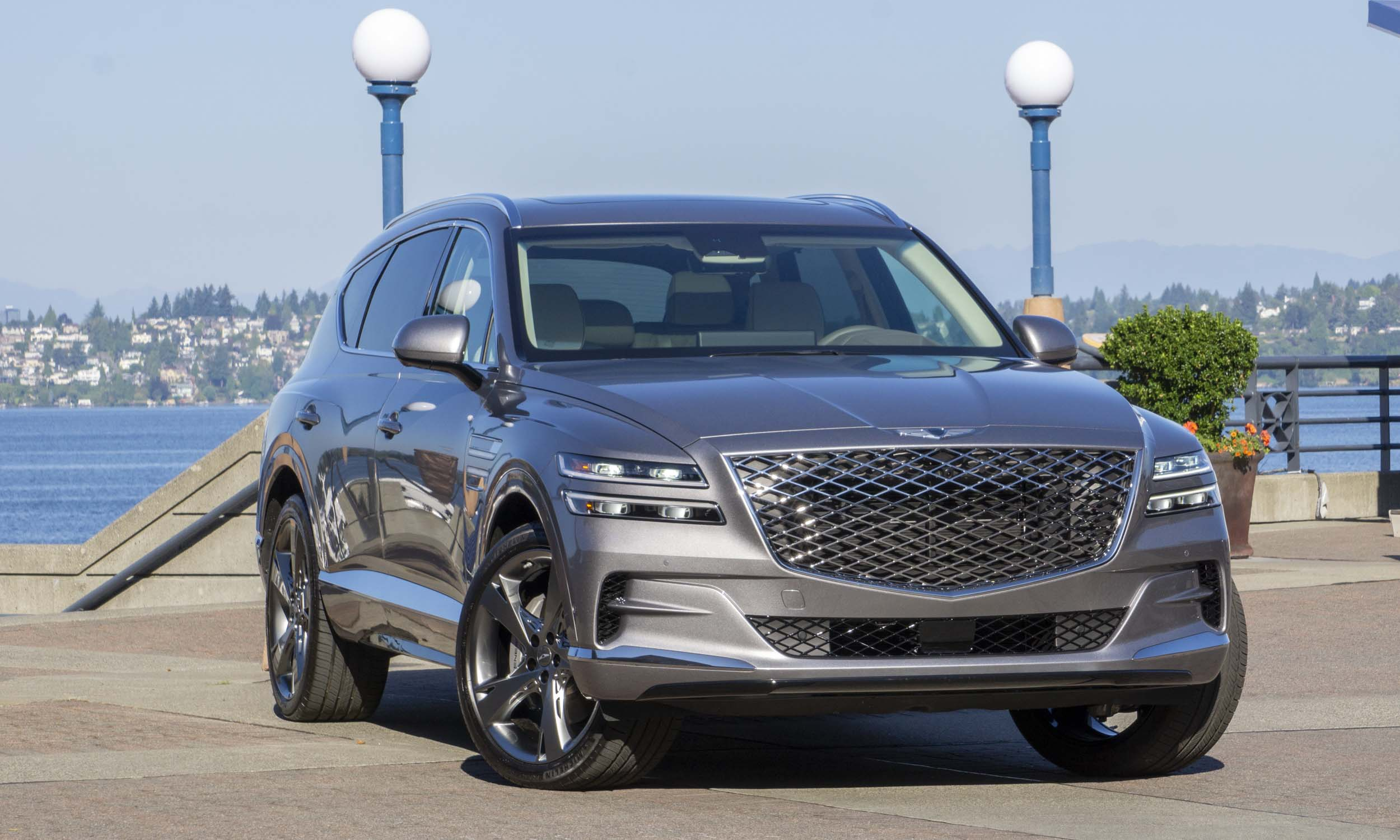 Photo Gallery: 2021 Genesis GV80 Luxury SUV - » AutoNXT