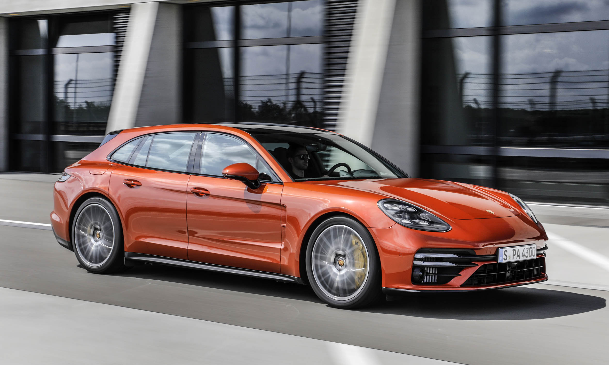 2021 Porsche Panamera Fresh Looks More Power Autonxt