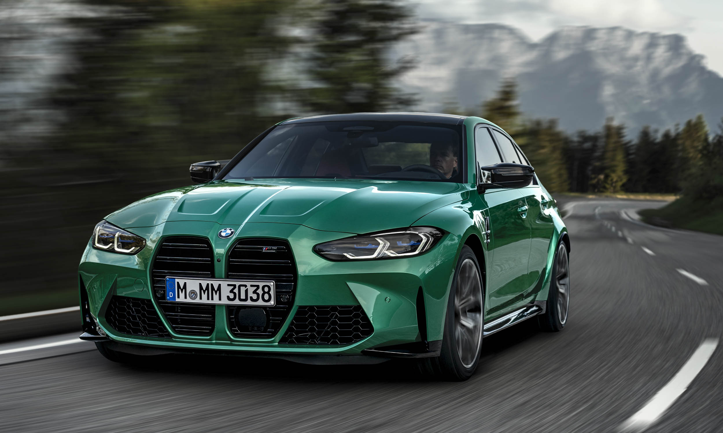 photos: all-new 2021 bmw m3 and m4 - » autonxt