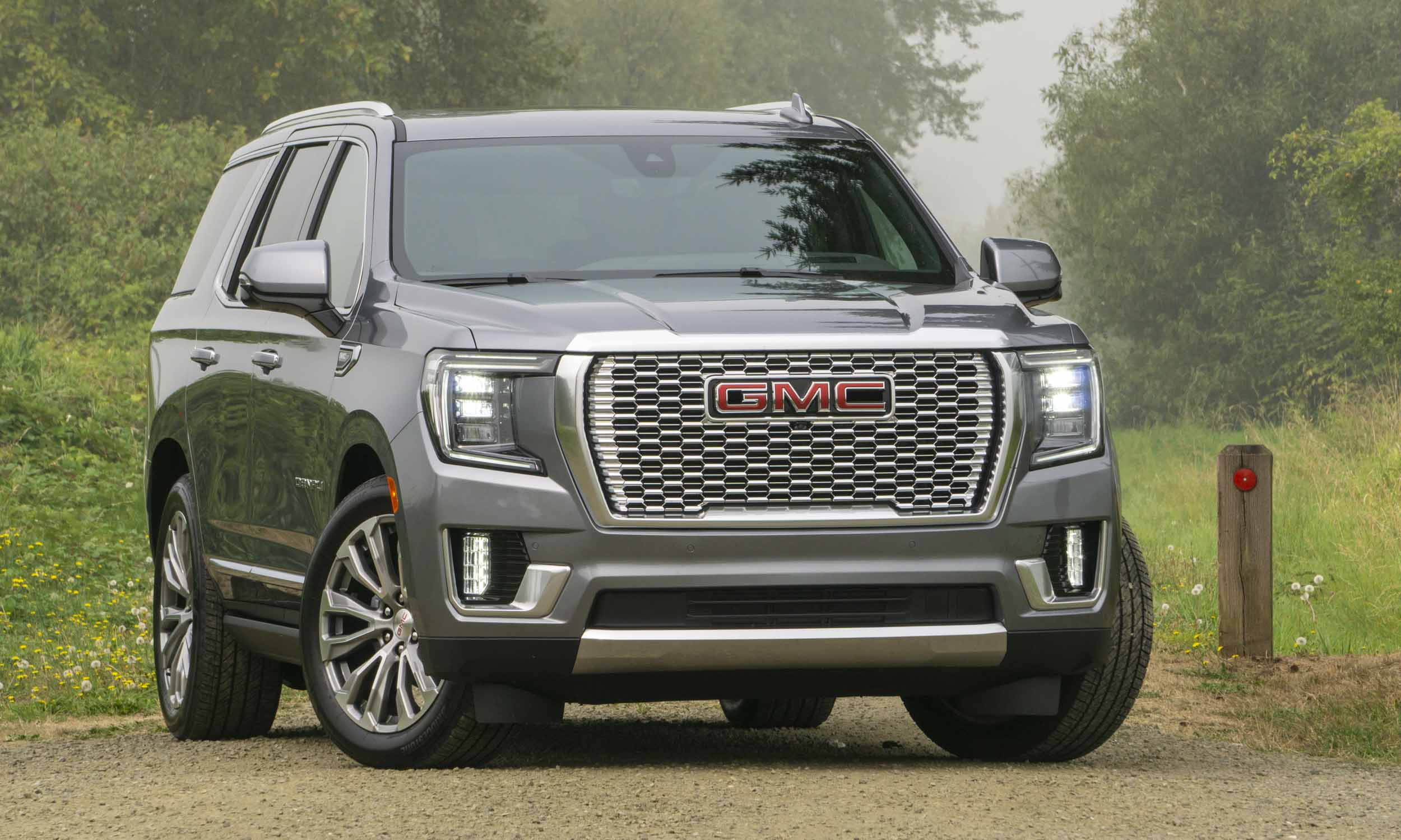 2021 Gmc Yukon First Drive Review Autonxt