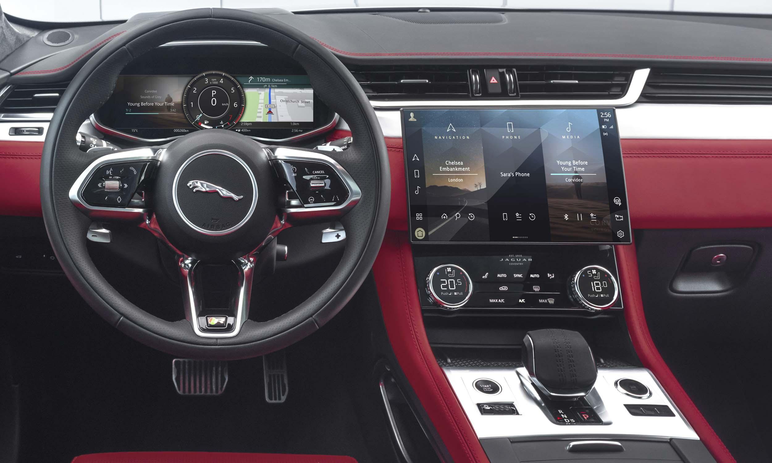 2021 Jaguar F Pace First Look Autonxt