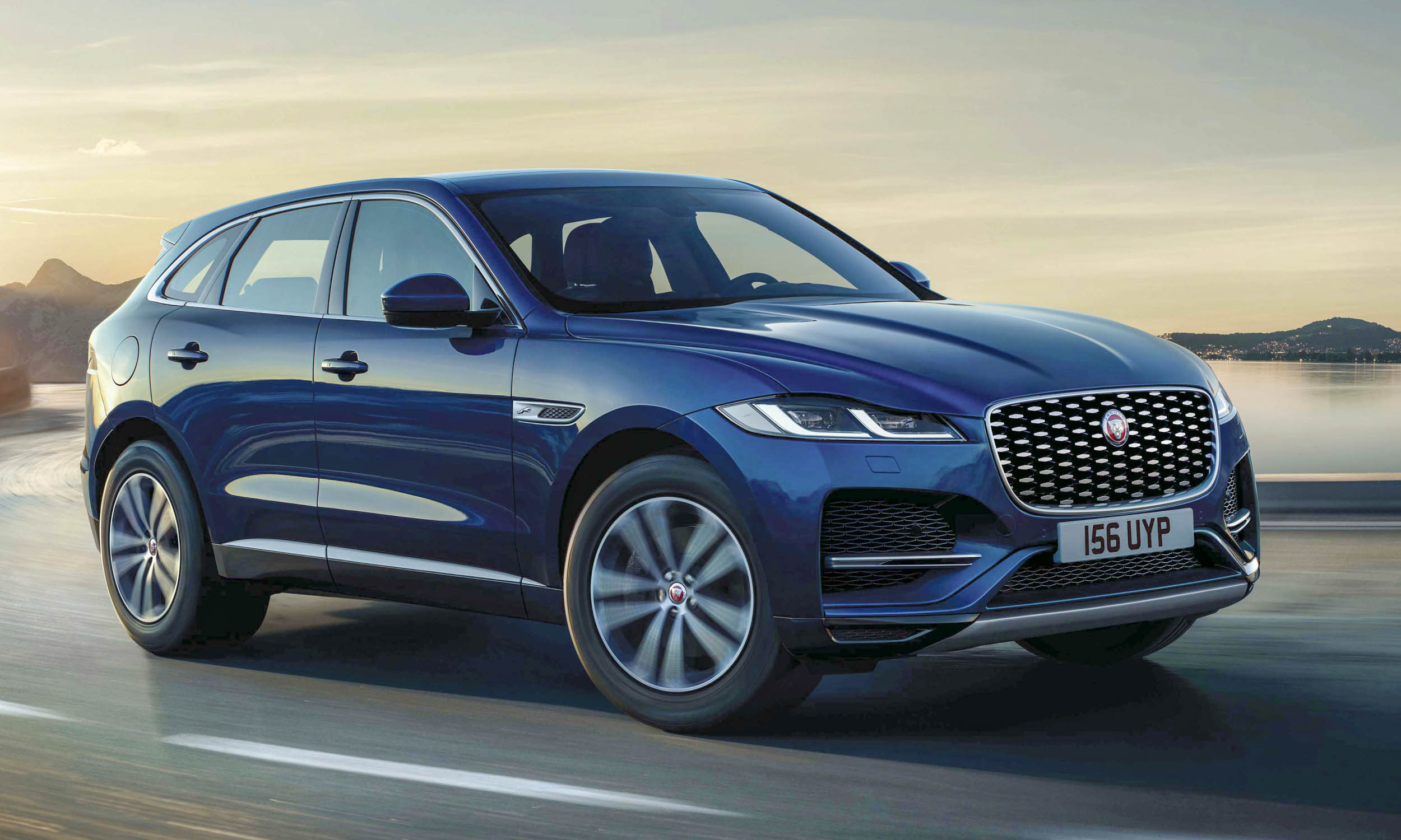 2021 Jaguar F Pace First Look Our Auto Expert