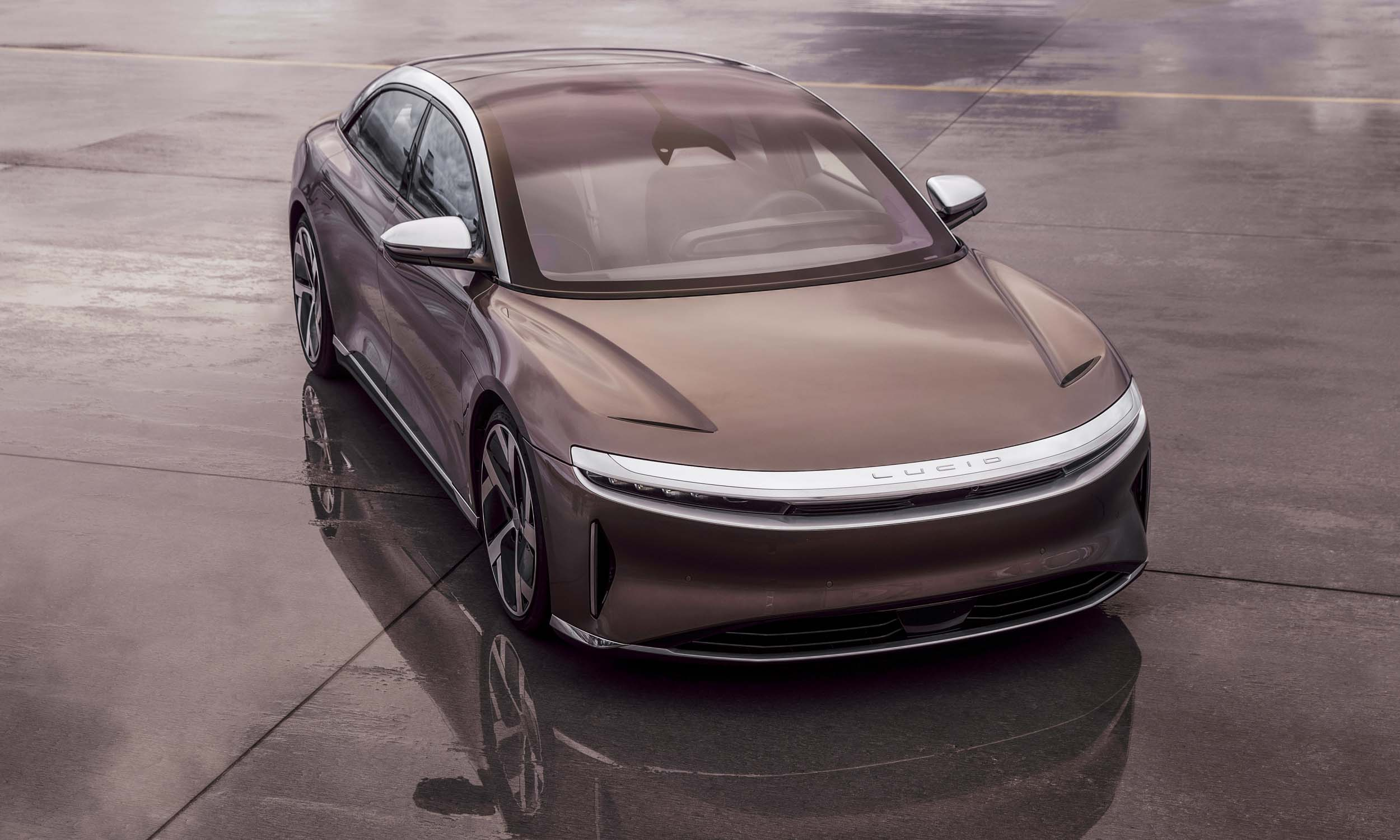 Lucid Motors Air — A Brand-New American Luxury EV - » AutoNXT
