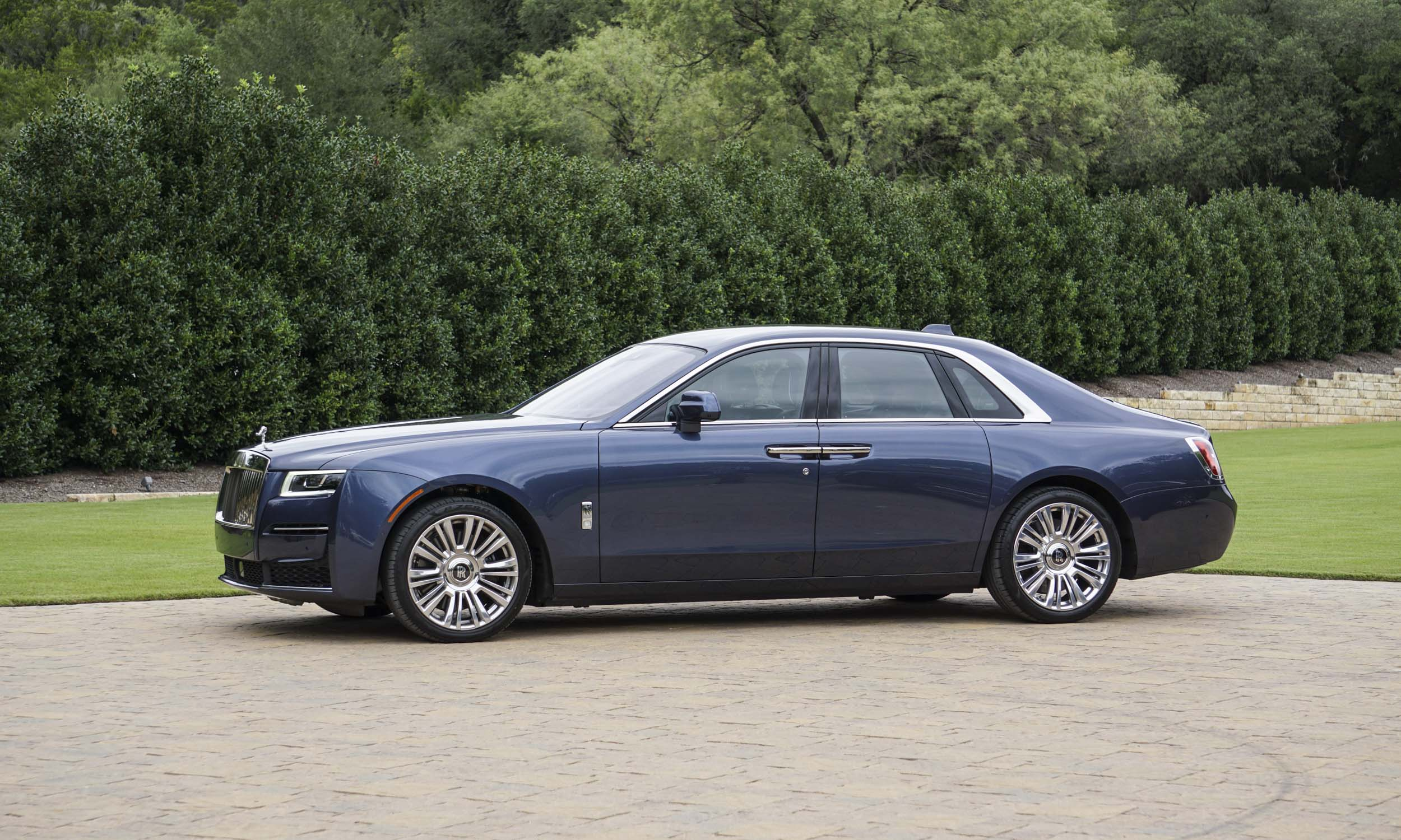 2021 Rolls Royce Ghost First Drive Review Autonxt