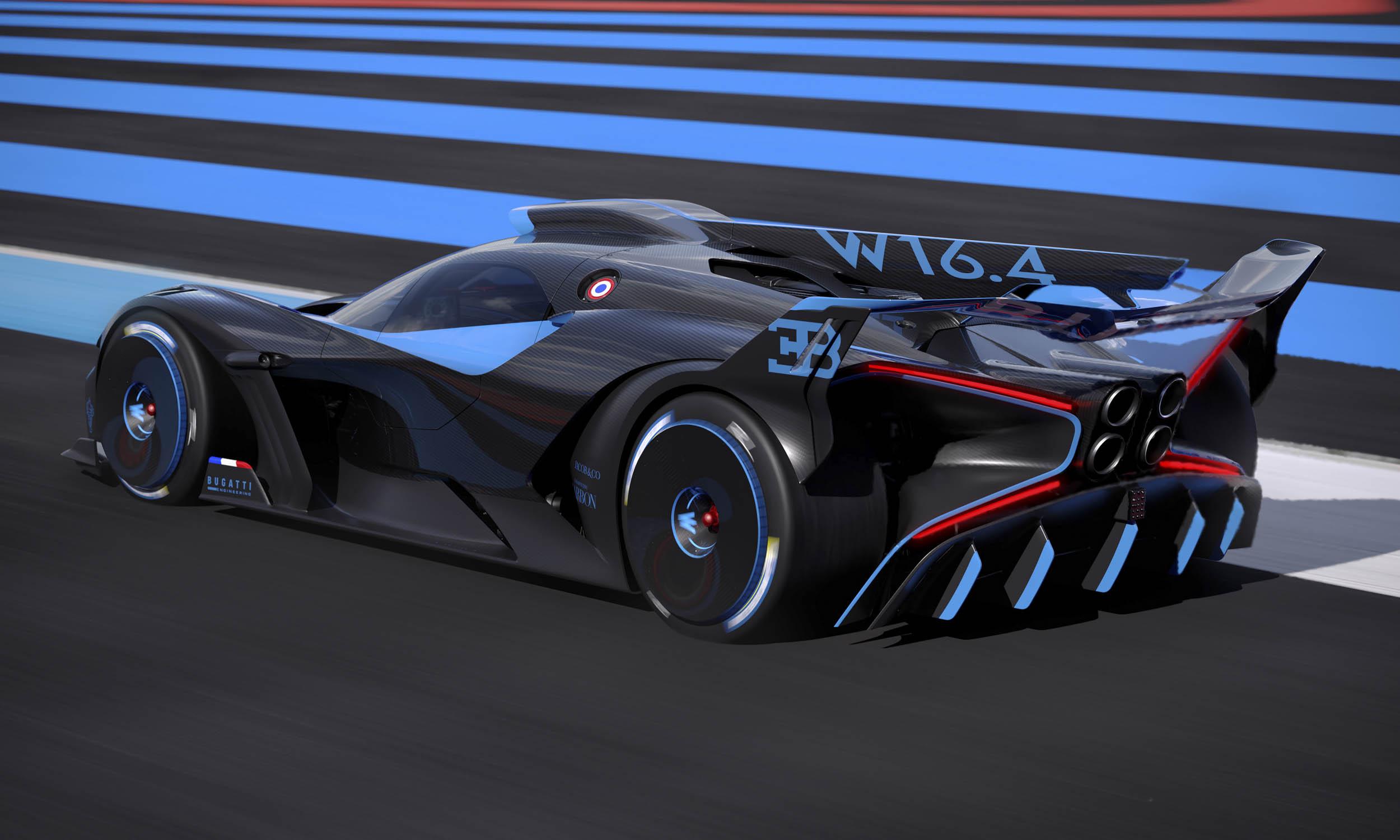 Bugatti Bolide A Study In Extreme Performance Autonxt