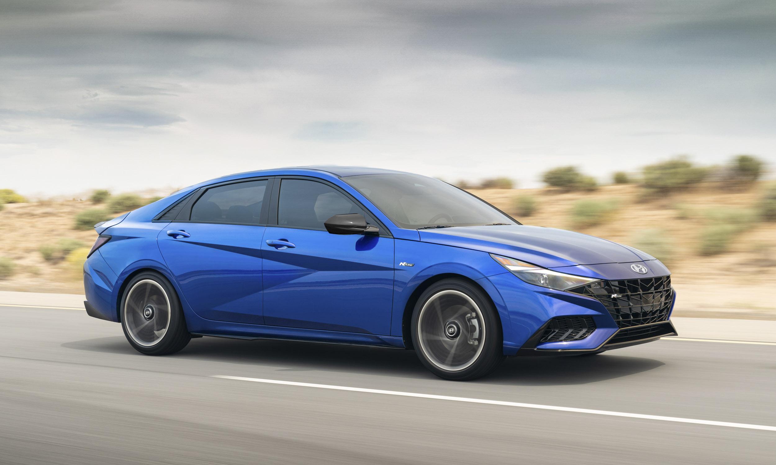 2021 Hyundai Elantra: First Drive Review - » AutoNXT