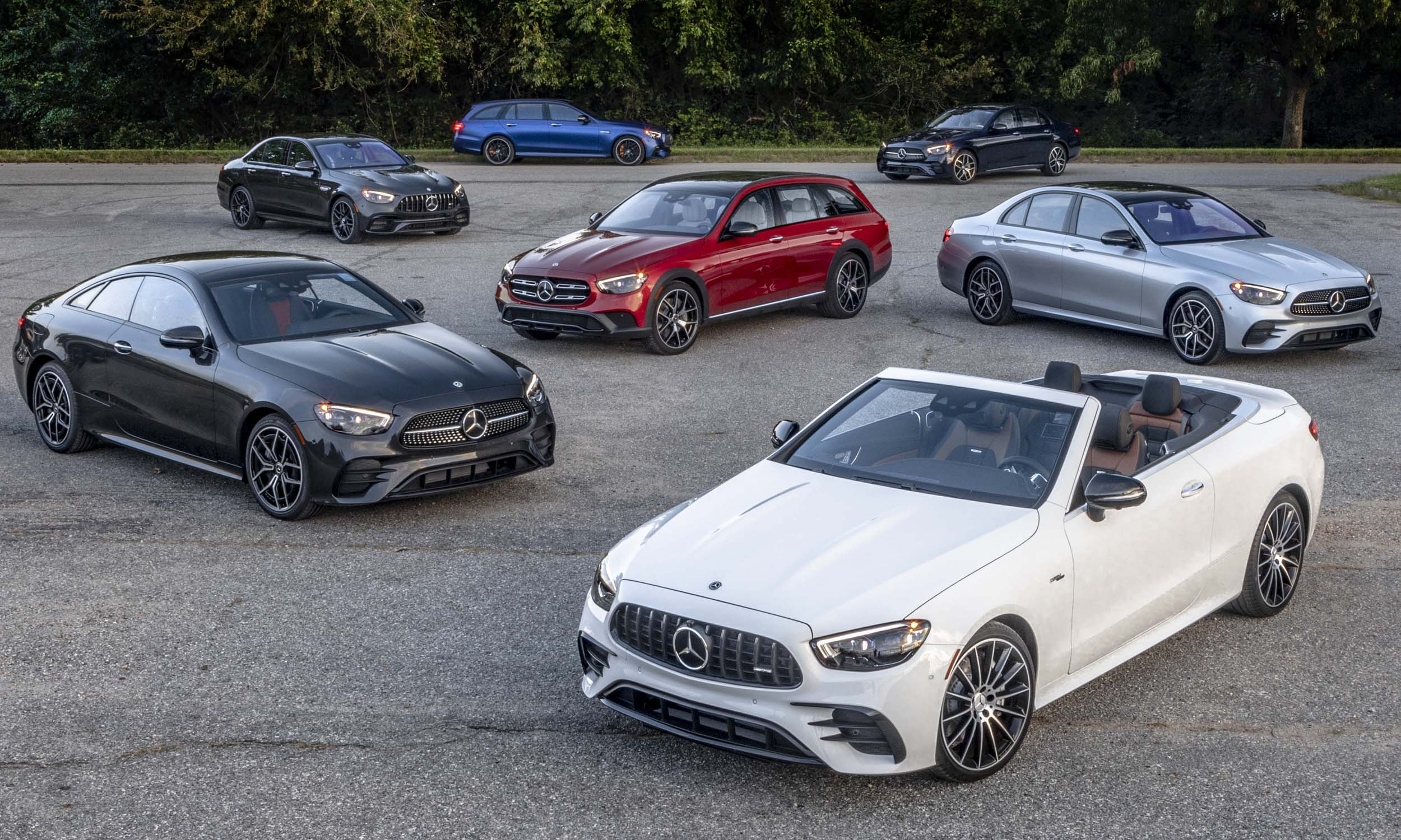 2021 Mercedes-Benz E-Class: First Drive Review - » AutoNXT