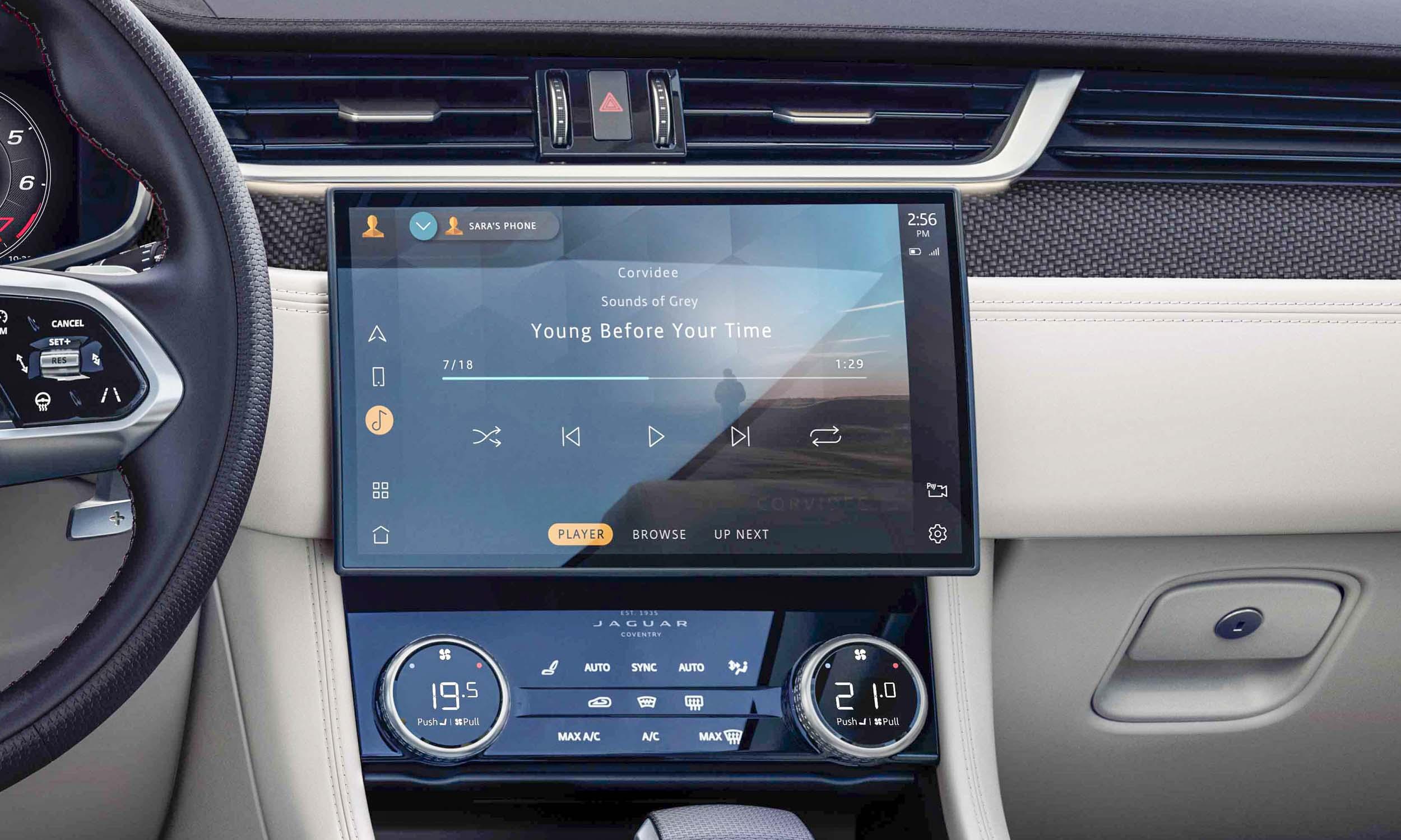 2021 Jaguar F-PACE SVR: First Look - » AutoNXT
