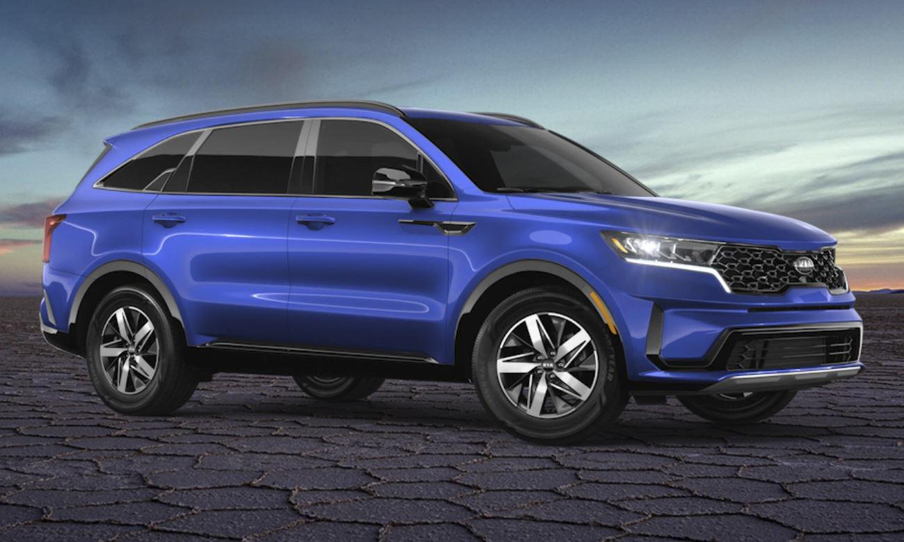 2021 Kia Sorento: First Drive Review - » AutoNXT
