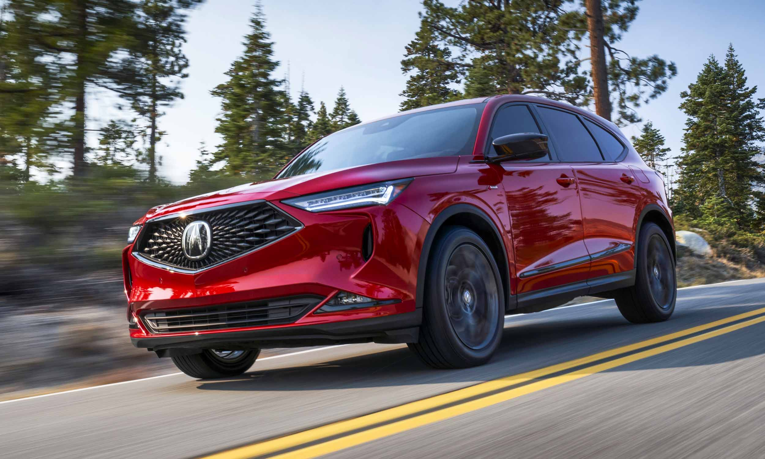 2022 Acura Mdx First Look Autonxt
