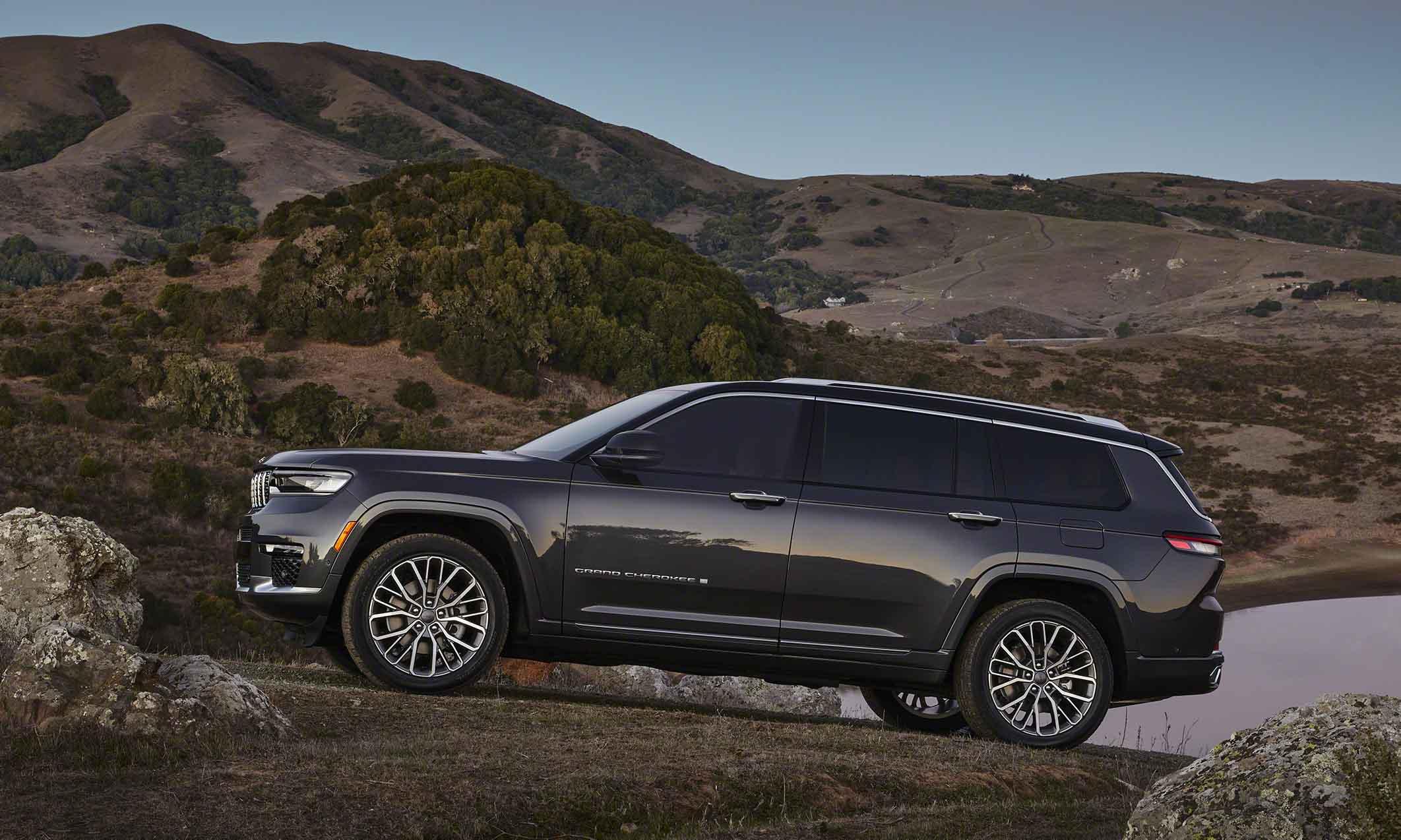 2021 Jeep Grand Cherokee L: First Look - » AutoNXT