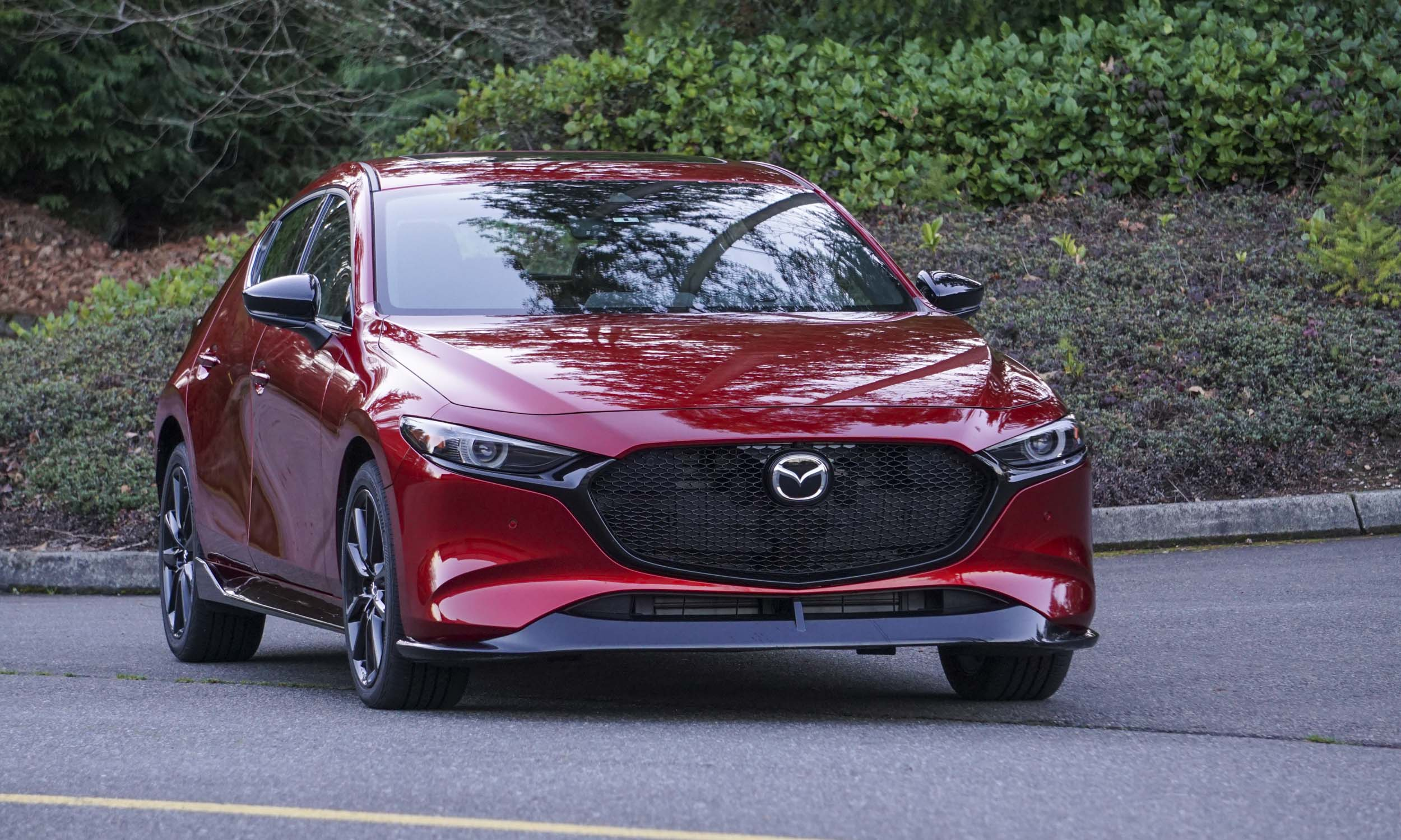 2021 mazda mazda3 2.5 turbo: review - » autonxt