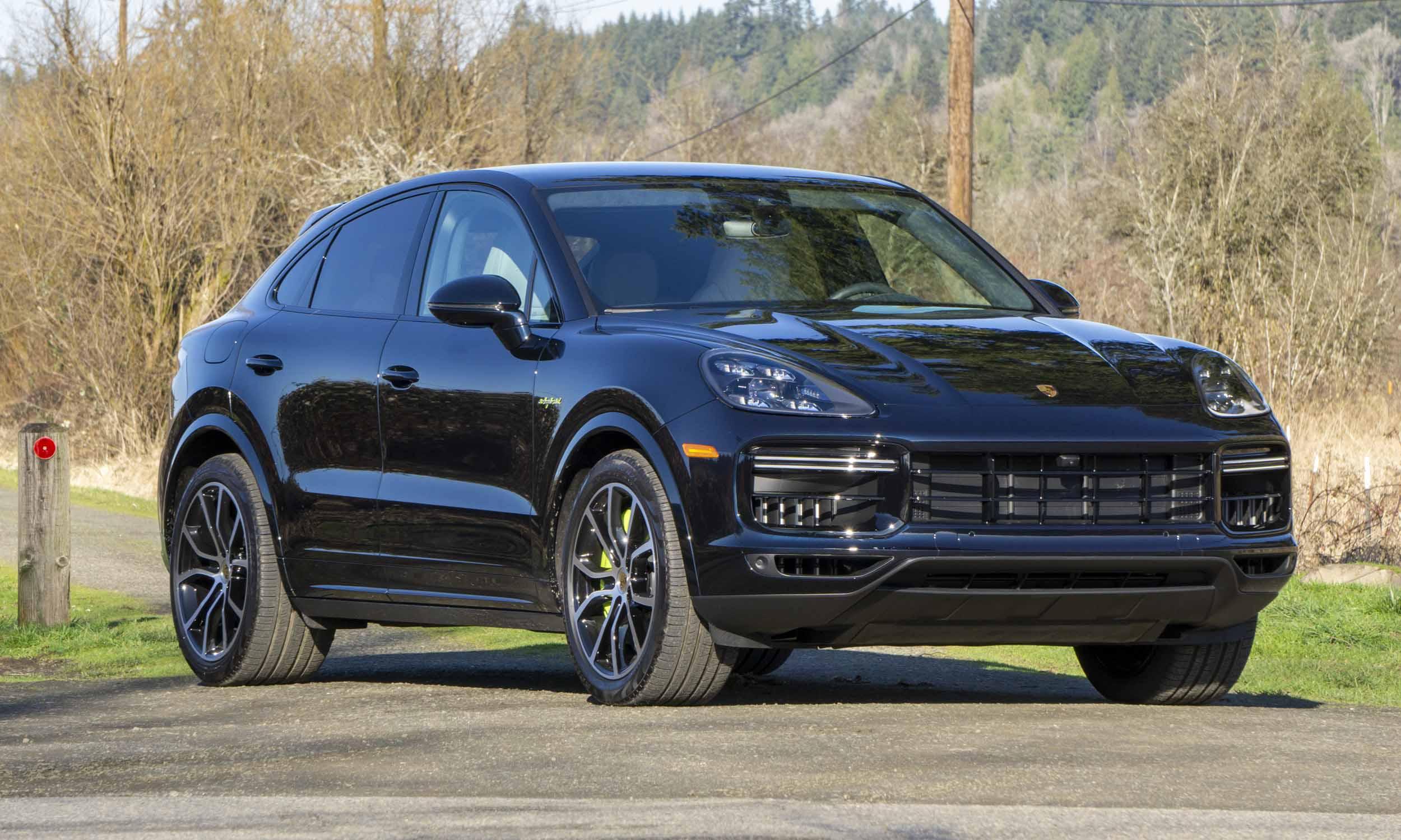 2020 Porsche Cayenne Turbo S E Hybrid Coupe Review Autonxt
